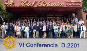 Rotary congreso